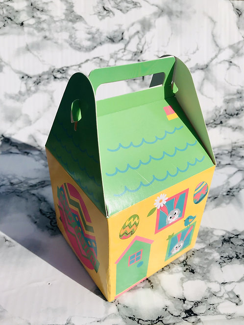 Foldaway Card Easter Gift Box