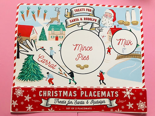 Christmas Eve Placemats