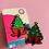 Thumbnail: Christmas Tea Pin