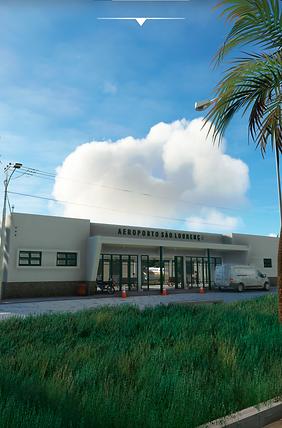 Aeroporto de São Lourenço - SNLO