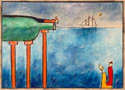 Flaschenschiffwerft
