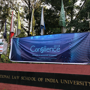 Consilience Conference at the National Law School - May 2018