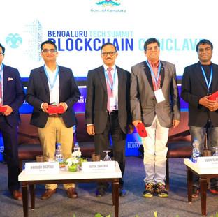 Bangalore Blockchain Conclave - March 2018
