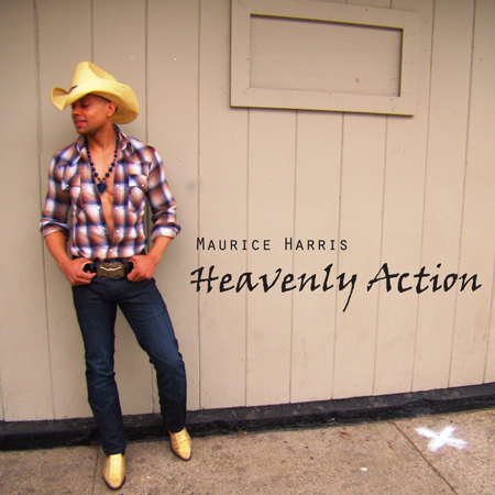 MAURICE HARRIS | Heavenly Action
