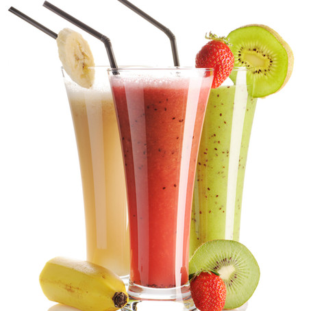 Are Smoothies too energy dense?