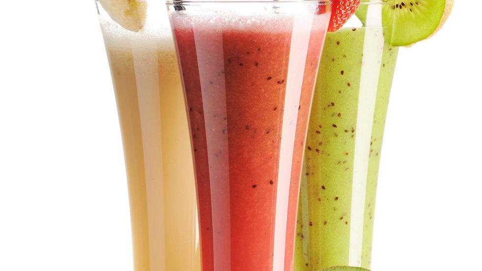 Tropical Fruit with Yogurt Smoothie