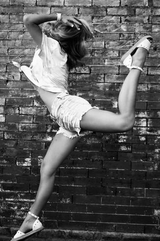 sarah turner dancing
