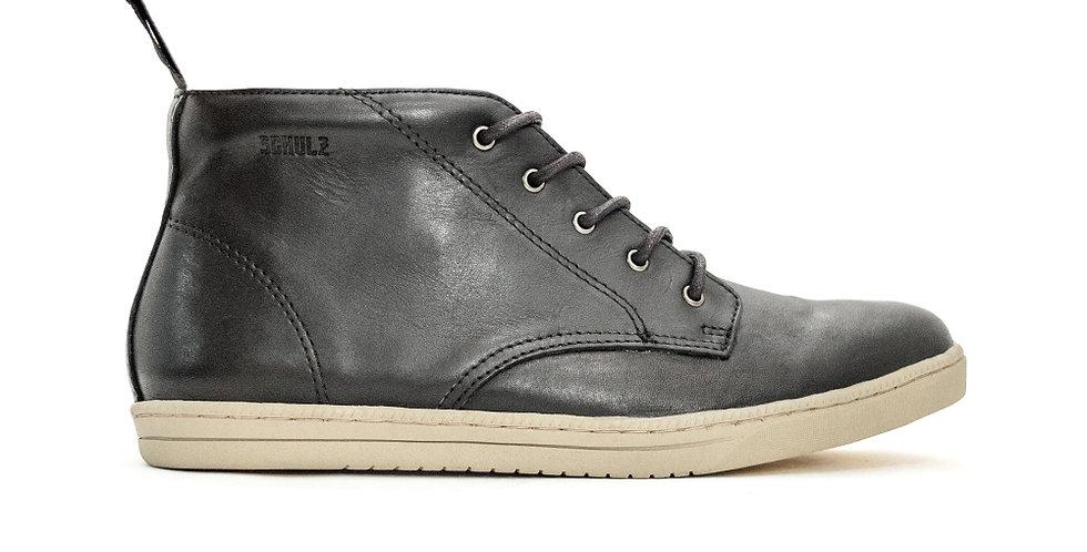 Giày Sneaker Da Bò Buộc Dây SCHULZ