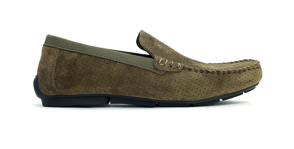 Giày Loafer Da Lộn SCHULZ