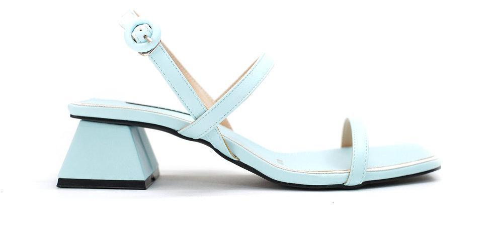 Giày Sandal Gót Vuông 5 Phân Sulily
