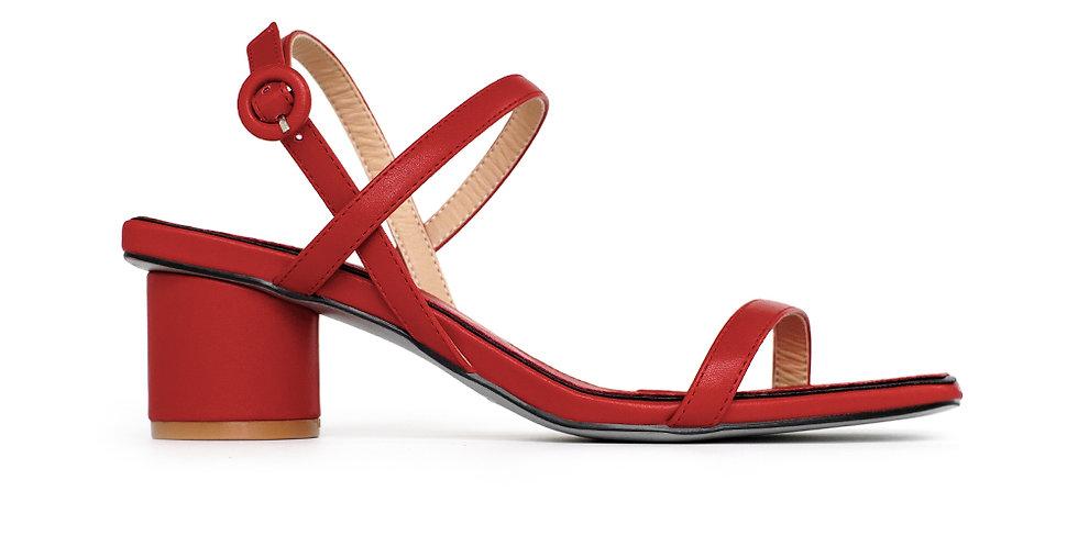 Giày Sandal Gót Trụ 5 phân Sulily