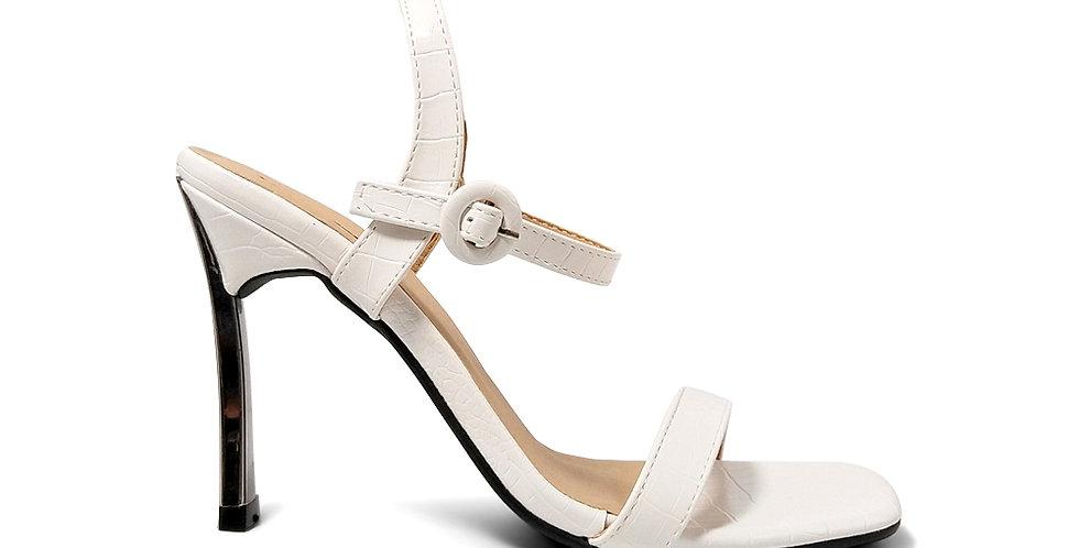 Giày Sandal Gót Nhọn Da Rắn Sulily SG1-IV20TRANG