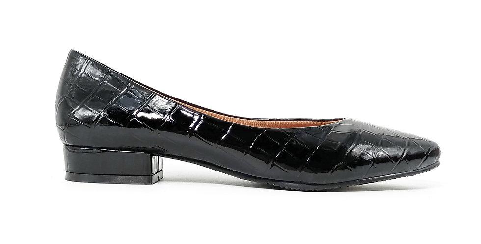 Giày Bít Công Sở Gót Vuông 2cm Sulily