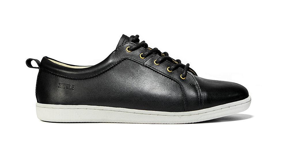 Giày Sneaker Da Buộc Dây Đế Cao Su Schulz
