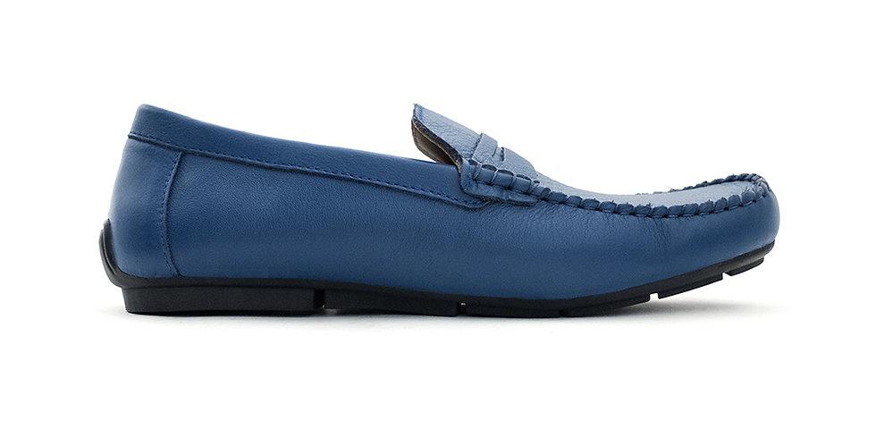 Sale 9.9 - Giày Loafer Da Caro Nhỏ SCHULZ