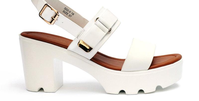 Giày Sandal Đúp Dây Bản Lớn Sulily