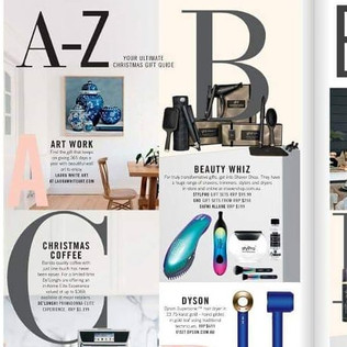 Home Beautiful, InStyle, Marie Claire Magazines