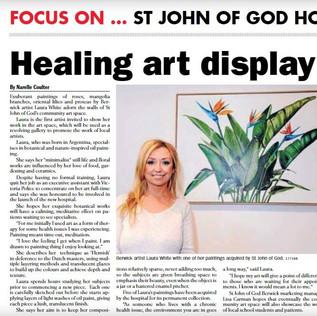 St John of God Inaugural ArtSpace Exhibition