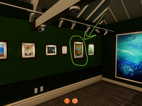 Walt Disney Family Gallery Virtual Gallery - Conserving the Magic of Our Planet