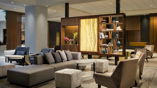 Westin Hotel architecture in Pittsburgh, PA , in conjunction with Gensler | Alison Wilkinson design portfolio