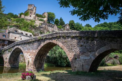 Belcastel - Le Pont Gothique