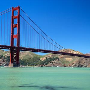 SF - Castro & Golden Gate Bridge