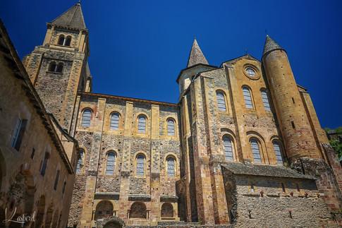 Abbatiale Sainte-Foy