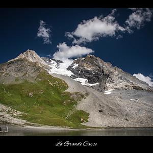Les Alpes en été