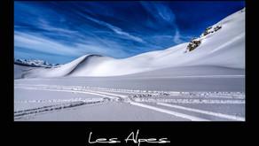 Les Alpes en hiver - La Plagne