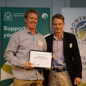 YFIG Wins Grower Group Excellence Award