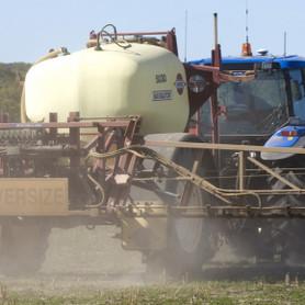 Spray Application Efficiencies