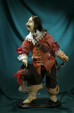 Кукла Бравый кавалер