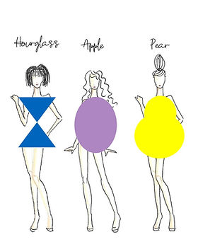 Nina Victoria Personal stylist London Surrey Body shape and colour analysis