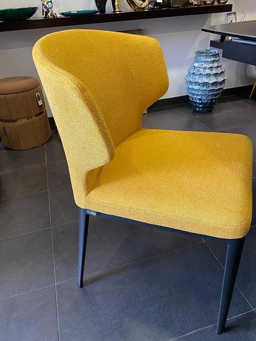 Chaise Venus jaune