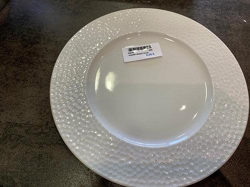 Assiette plate Louna