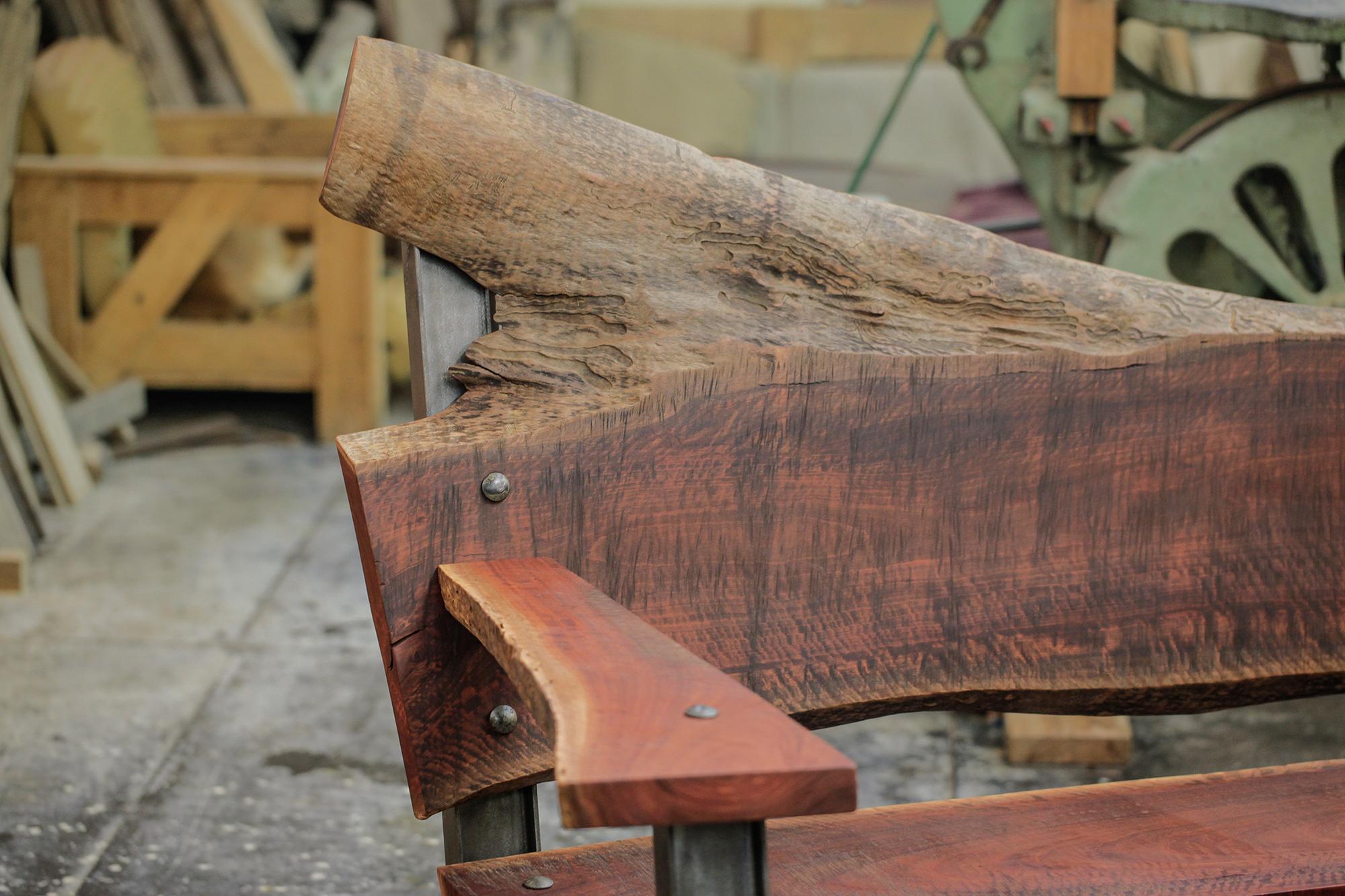 eucalyptus bench 02