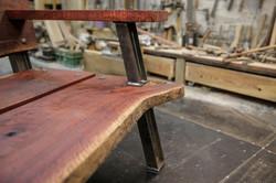 eucalyptus bench 07