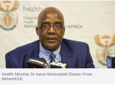 Motsoaledi: We can't wait to improve healthcare before implementing NHI