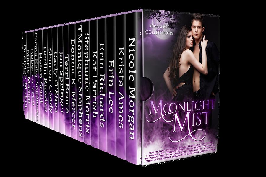 Moonlight Mist 3D boxed set transparent.