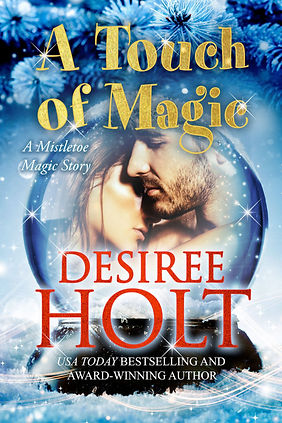 A Tough of Magic by Desiree Holt.jpg