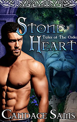 Stone Heart - Tales of The Order by Cand