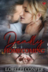 Deadly Homecoming - covers by kay creati