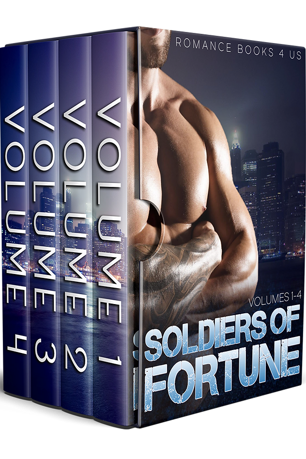 Soldiers of Fortune - Volumes 1 - 4.png