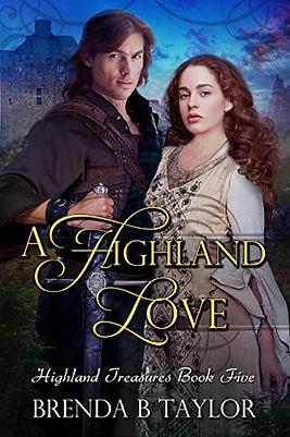 Highland Treasures Book 5 Brenda B. Tayl