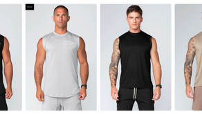 Born Tough Brand - Great In and Out Gym Clothing