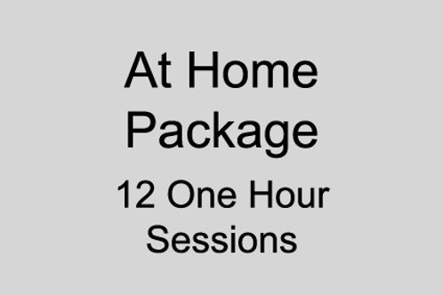 Al Home Package 12 Hours Sessions