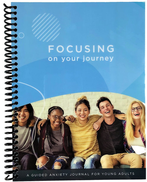 Young Adult Guided Anxiety Journal