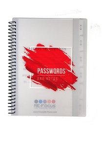 Mini Password Book