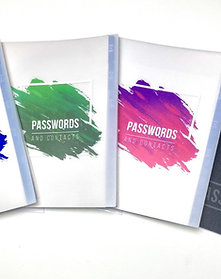 Password Keeper Book