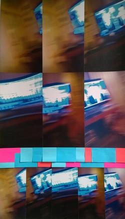 Triptyque 2 :  Les ecrans